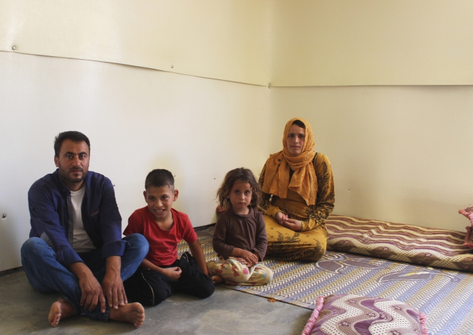 Fouad and his family's struggle with heat comes to and end