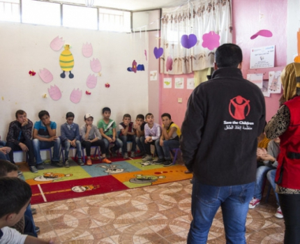 Save the Children centres help working children realise their rights