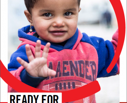 READY FOR TOMORROW: Save the Children Lebanon's Annual Report 2016